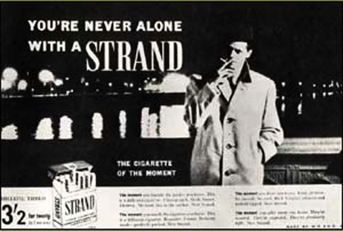You're Never Alone With A Strand