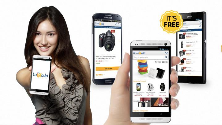 Lazada Mobile App